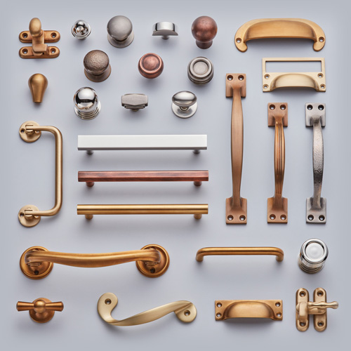 architectural door handles and door knobs