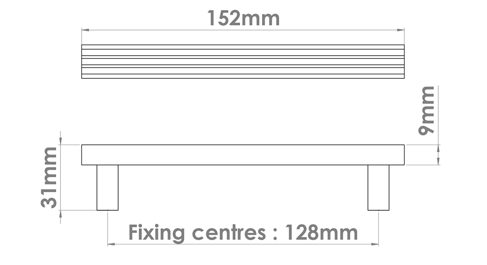 Icon Cabinet Handle