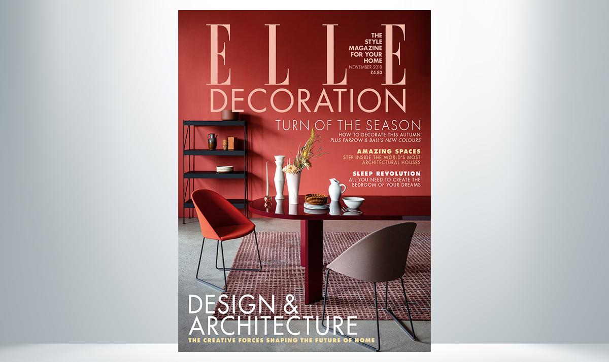 Elle Decoration name Croft as a top 5 manufacturer