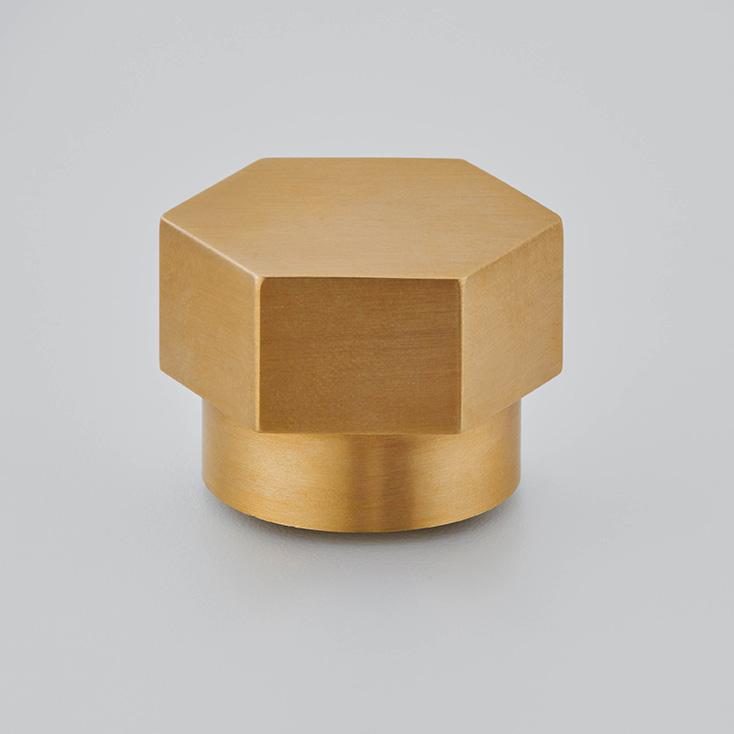 Hex Cabinet Knob