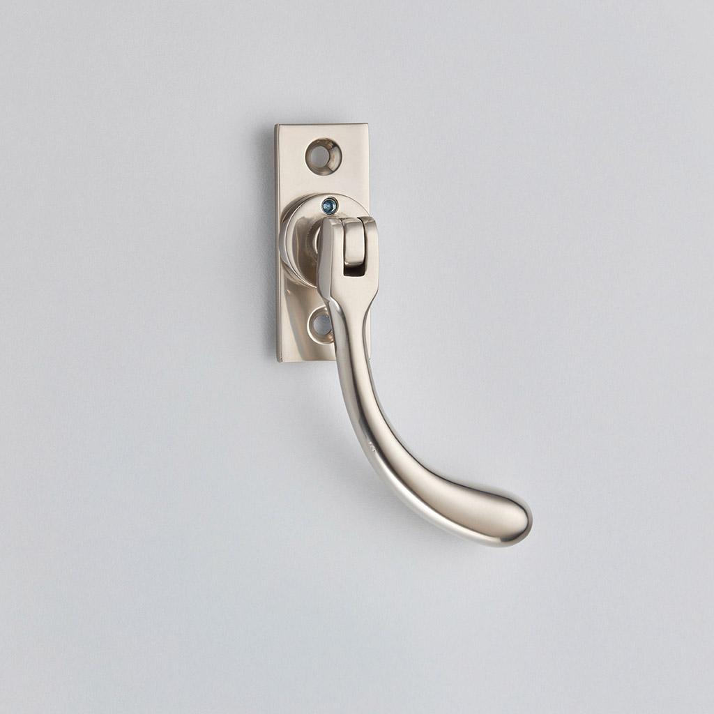 Lockable Window Espagnolette Handle – Bulb End