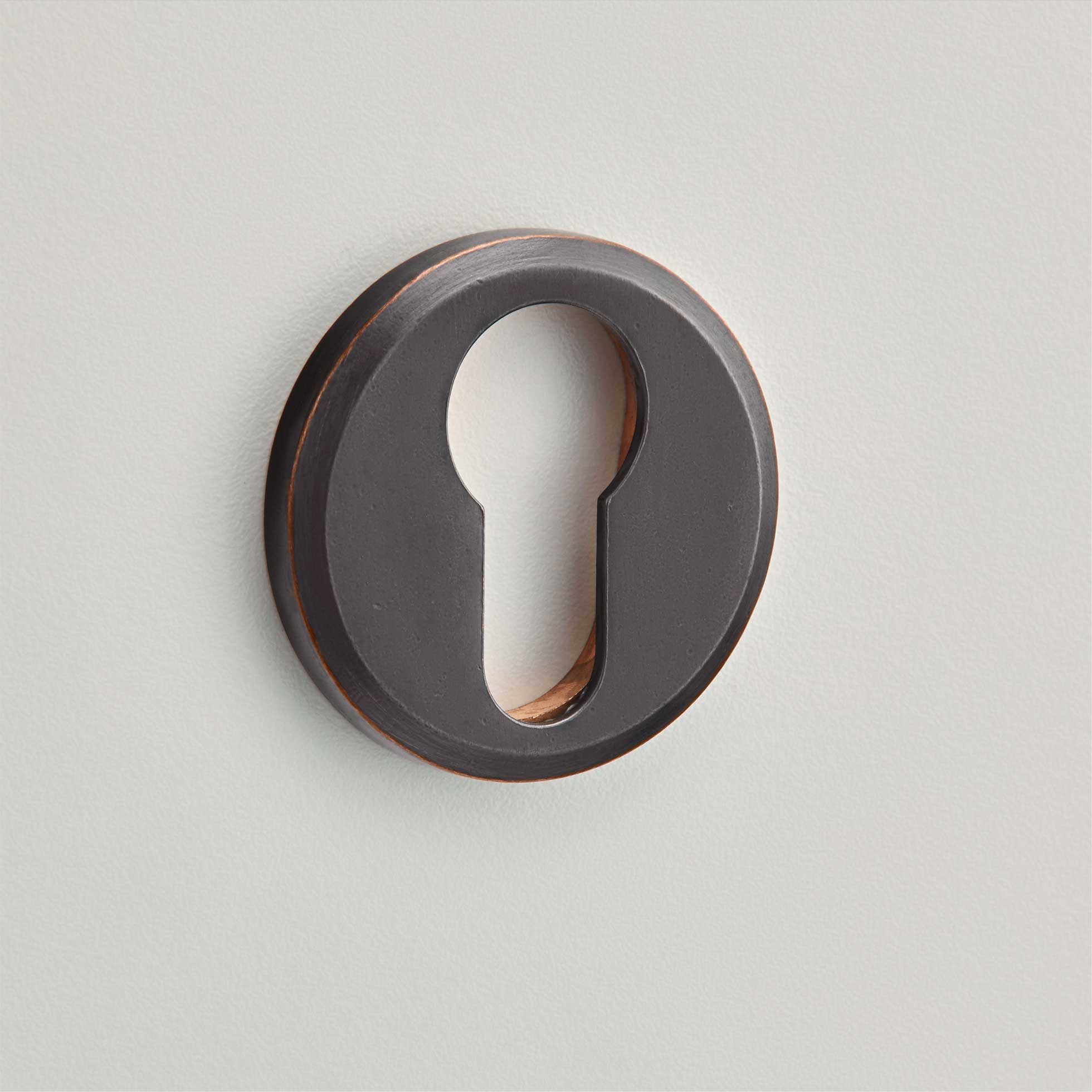 Round Pillow Escutcheon