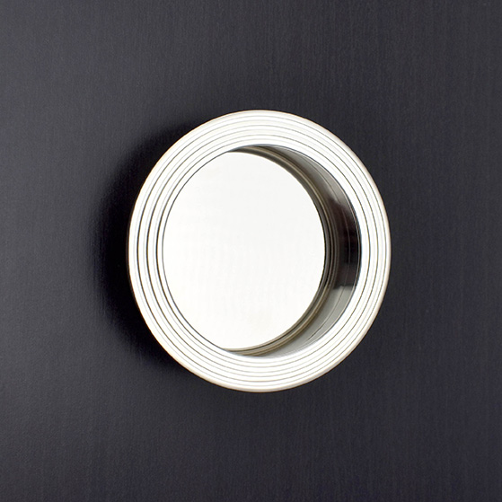Round Reeded Pull