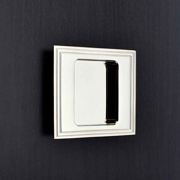 Square Reeded Pull