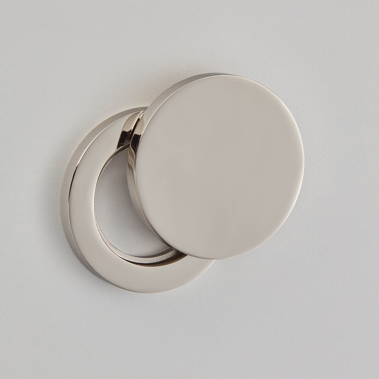Round Plain Cylinder Cover