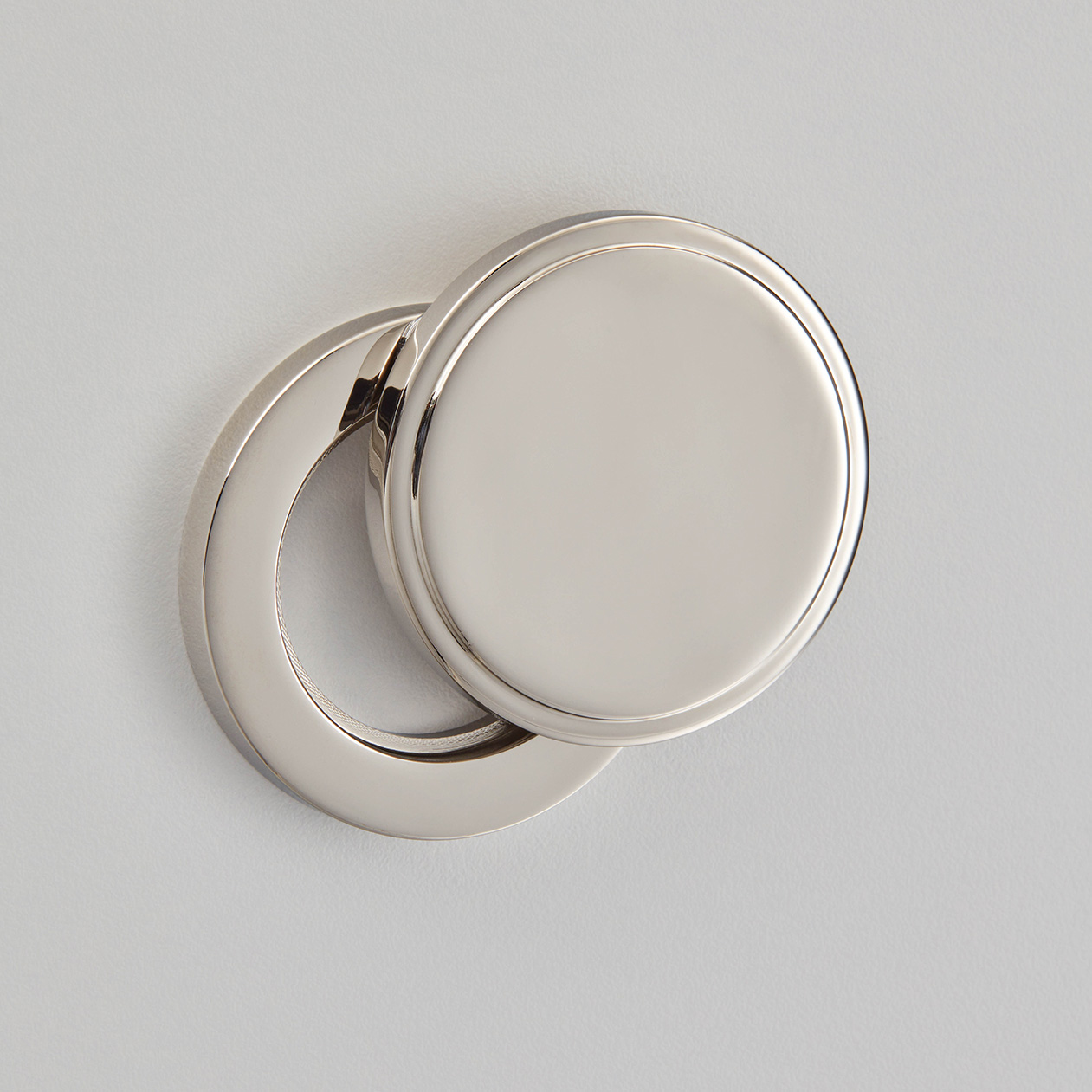 Round Edge Step Cylinder Cover