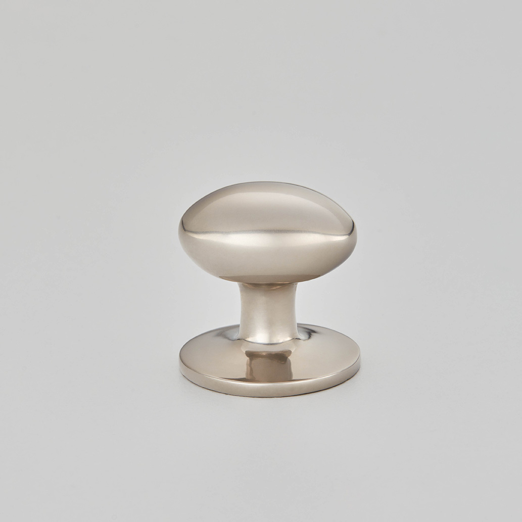 Oval Cabinet Knob