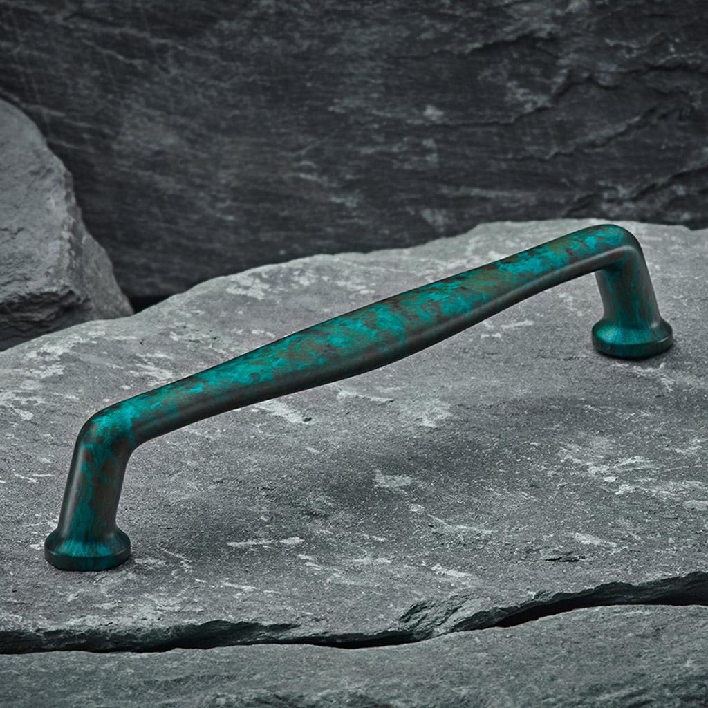 Mineral Appliance Pull - Jade Matt